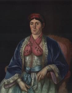 Kneginja Ljubica Obrenovic