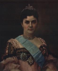 Kraljica Draginja Obrenovic